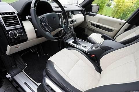 Range Rover Autobiography Black Limited Edition - Interiores