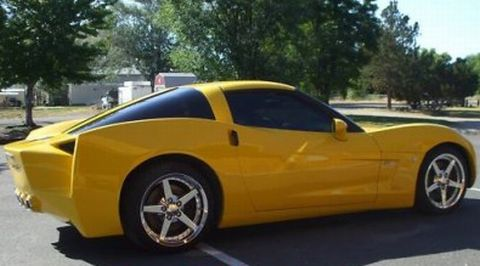 Réplica de Corvette Stingray vendida en eBay