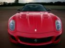 Top Gear prueba el Ferrari 599 GTO