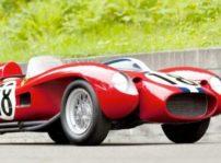 Prototipo del Ferrari Testa Rossa de 1957 que será subastado en Peeble Beach