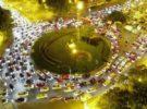 España: Barcelona es la ciudad con más atascos de tráfico