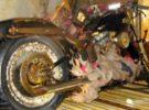 Una Harley Davidson desaparecida en el tsunami de Japón aparece en Canadá