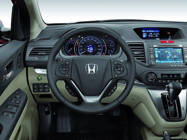 Honda CR-V 2013: llega la cuarta generación