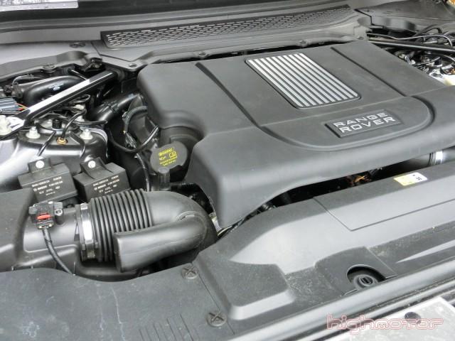 range rover 2013 motor
