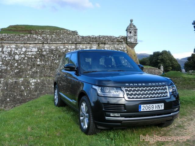 range rover 2013 precios