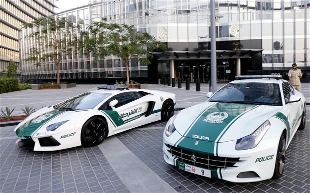 Dubai, supercoches policia (10)