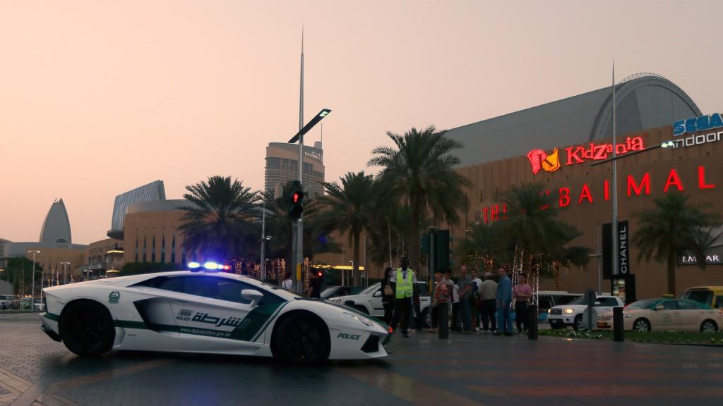 Dubai, supercoches policia (7)