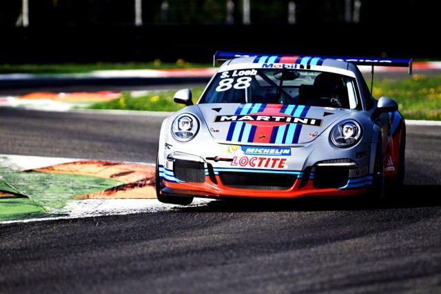 Porsche 911 GT3 Cup Martini Racing