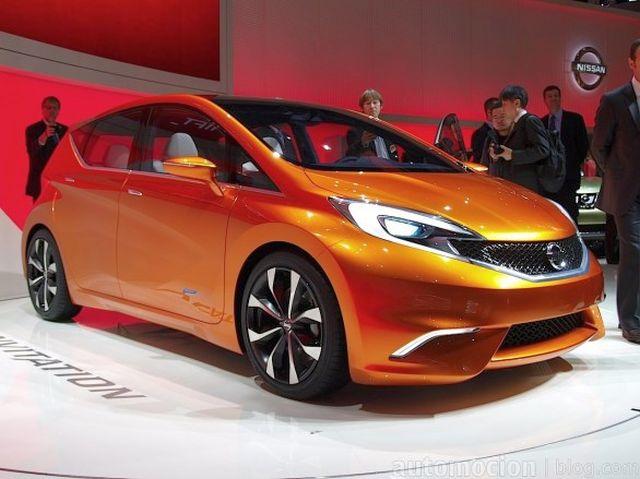 Nissan sigue preparando al «rival del Volkswagen Golf»