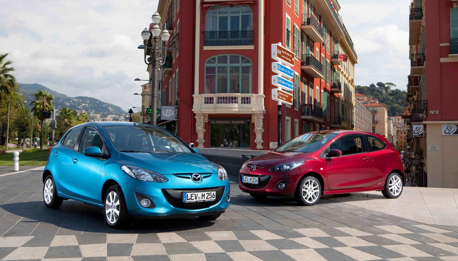 El Mazda 2 2020 estrena tecnología Mild Hybrid