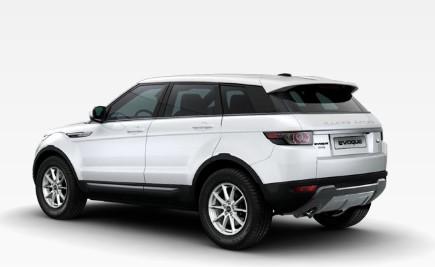 Range Rover Evoque por 30.850 euros