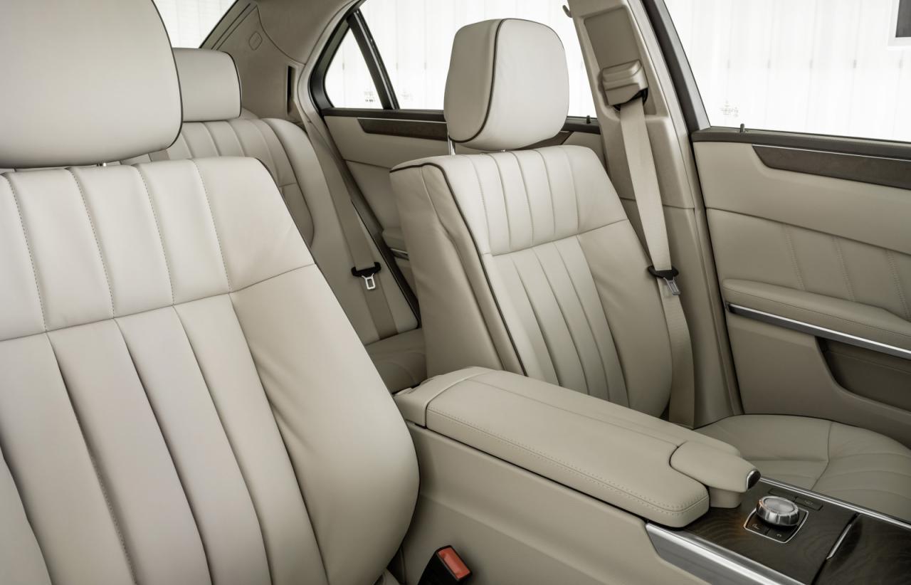 Nueve velocidades para el Mercedes-Benz Clase E