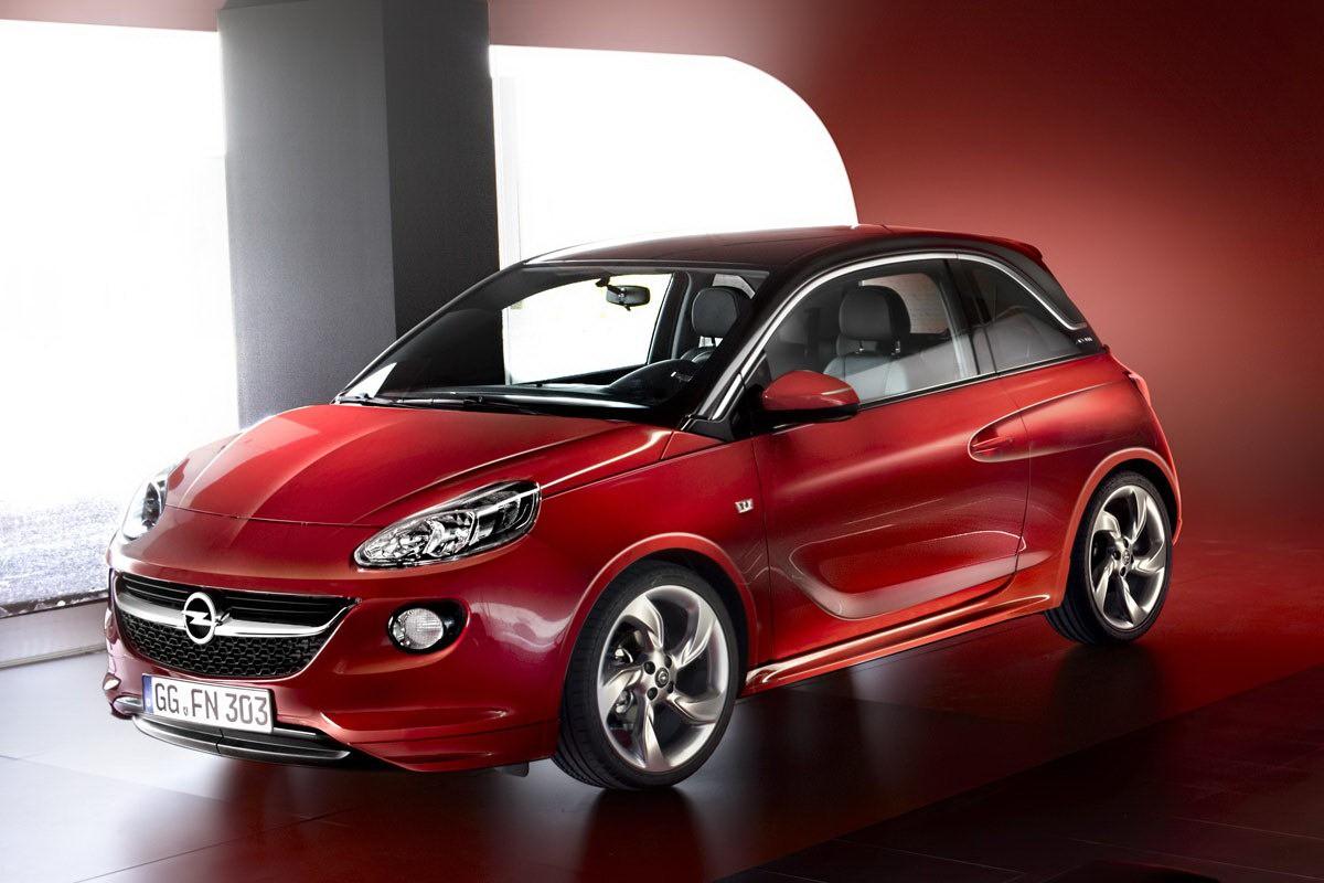 El Opel Adam estrena un nuevo motor de 115 CV