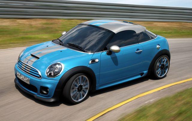 Los Mini Coupé y Roadster serían reemplazados en 2015 por una variante deportiva