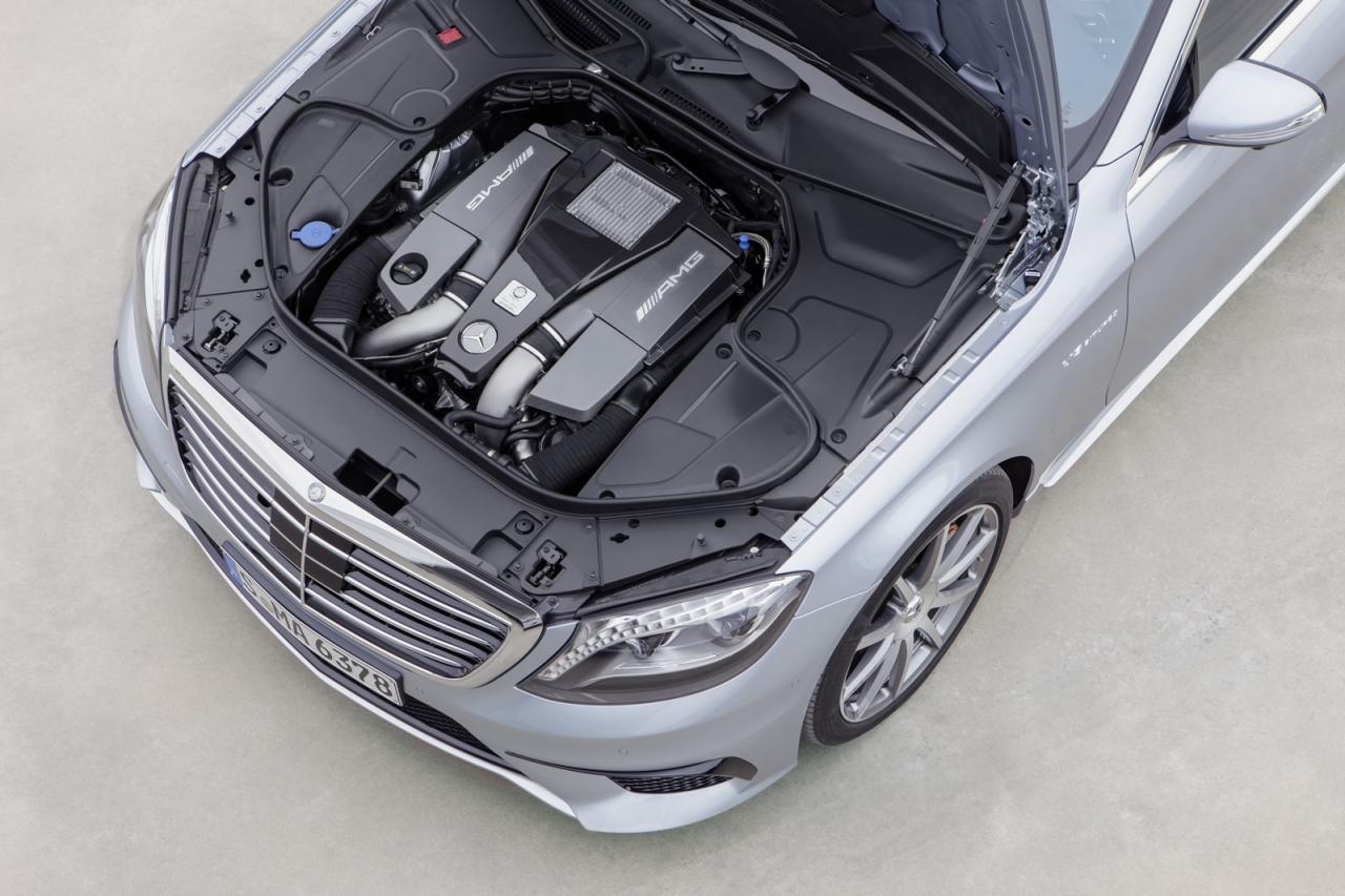¿Adiós al 5.5 V8 Biturbo de Mercedes-AMG?