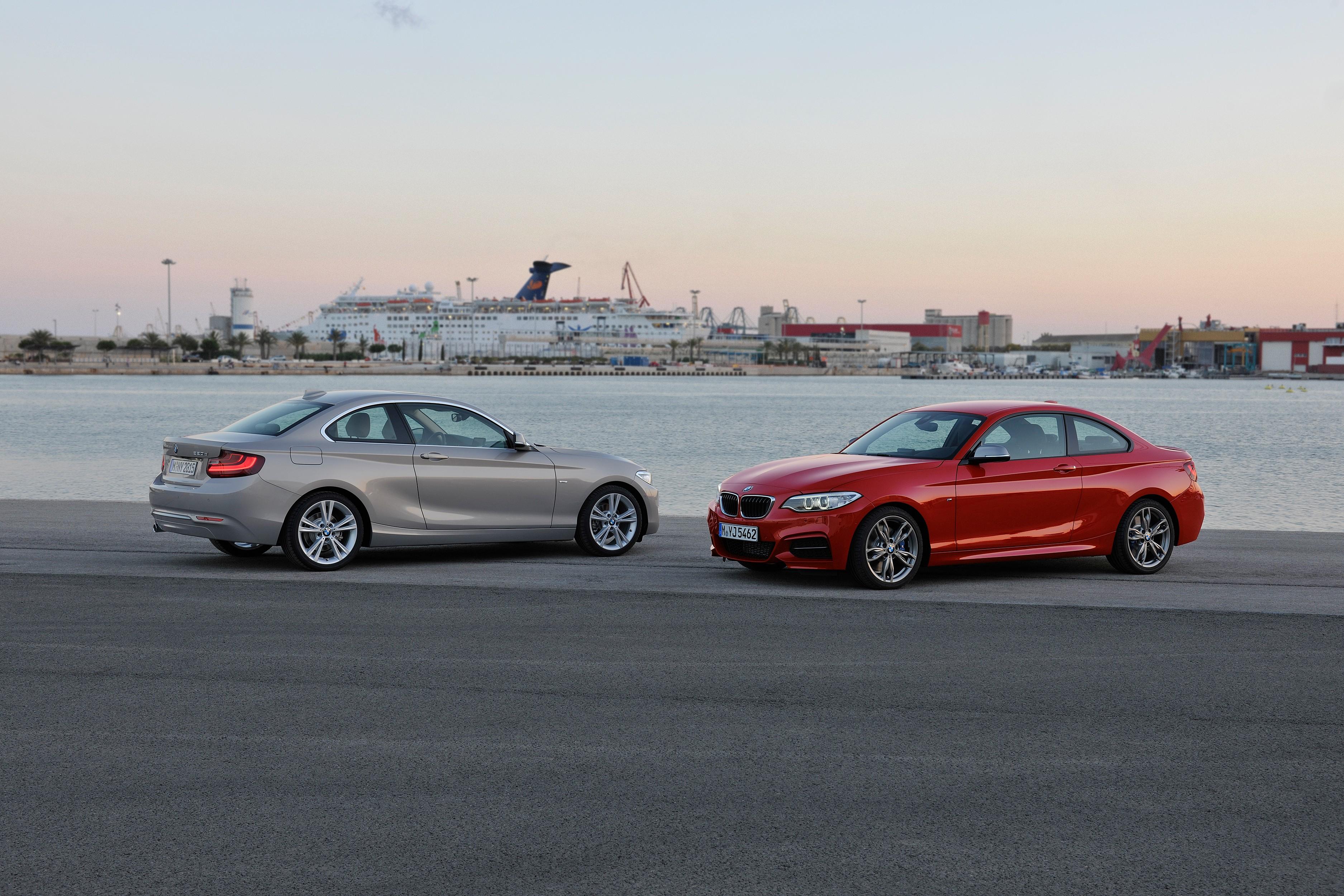Ya es oficial, nueva Serie 2 de BMW