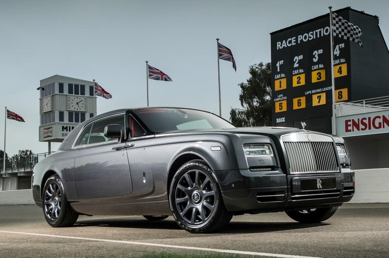 Rolls-Royce Phantom Bespoke Chicane Coupe: Construido para Dubai