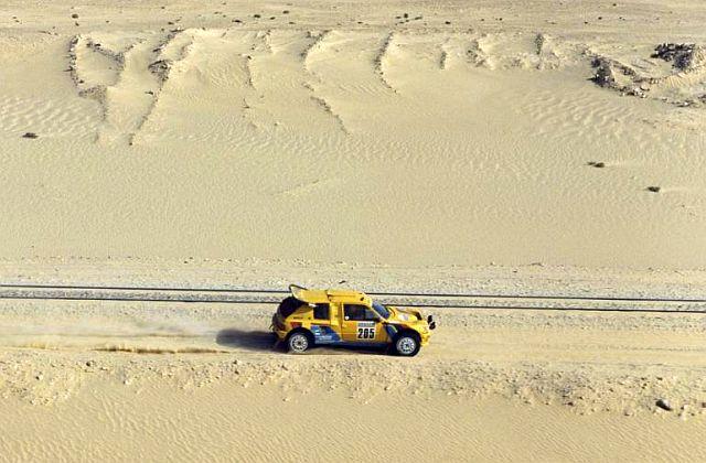 10 curiosidades de la legendaria historia de Peugeot en el Dakar
