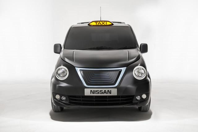 NV200 London Taxi 1