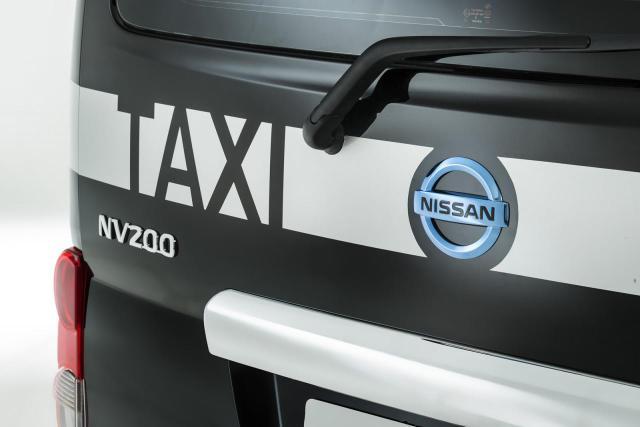 NV200 London Taxi 2