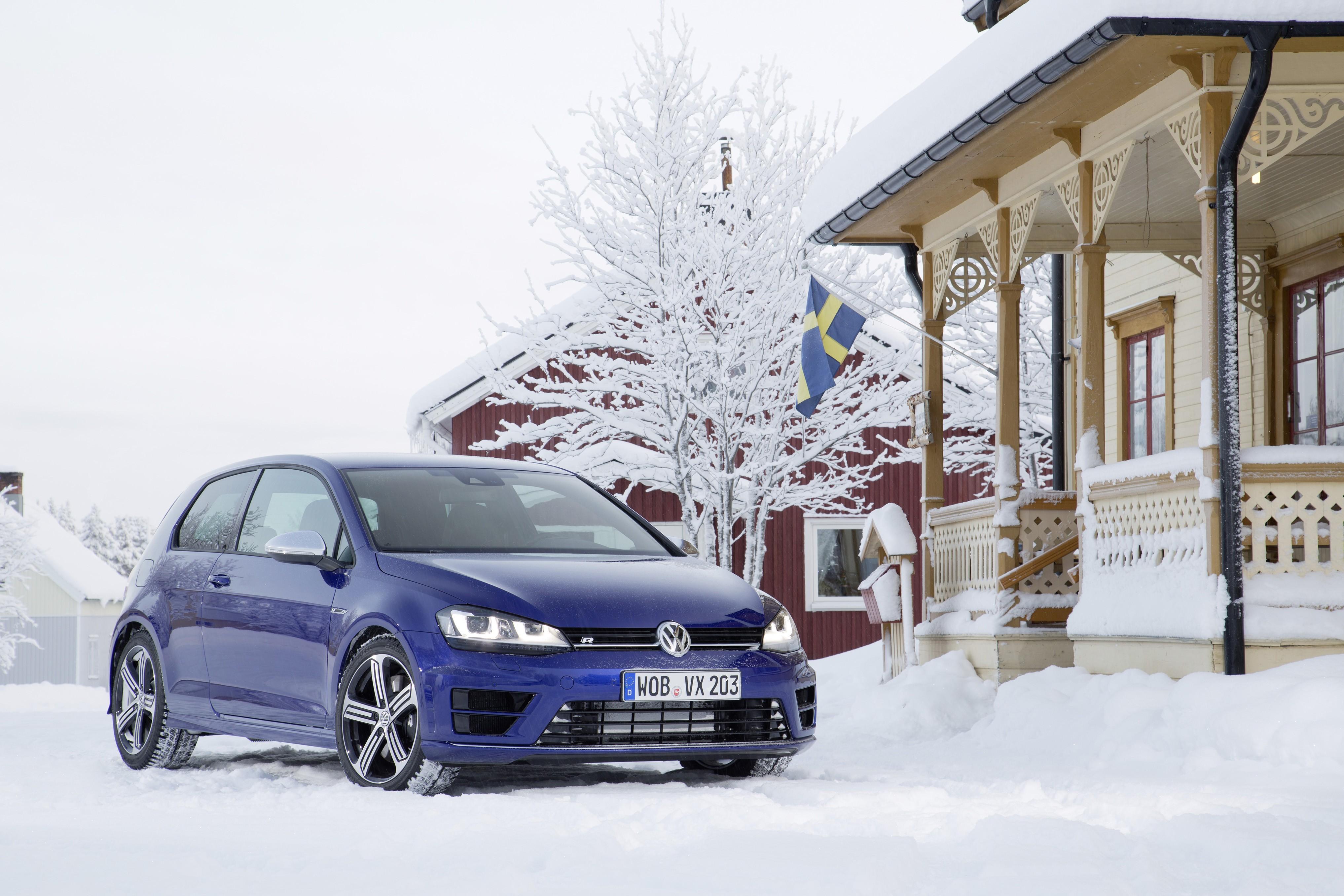 Volkswagen trabaja en el Golf R Evo, directo a Beijing