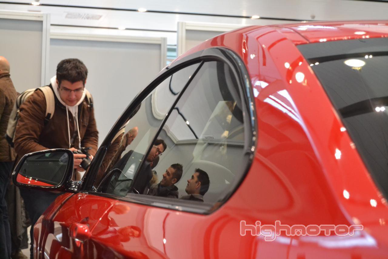 Conocemos en persona al BMW Serie 2: primeras fotos