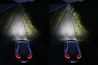 Comparativa de los faros: ¿LED, xenón o halógenos?