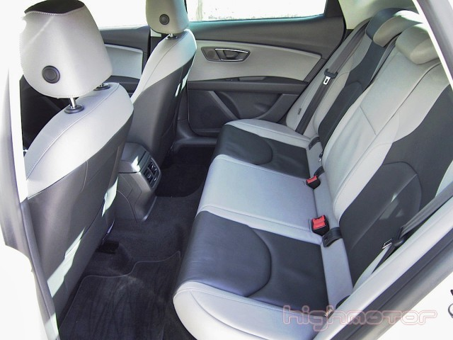 Prueba Seat León 1.4 TSI 140 CV Style