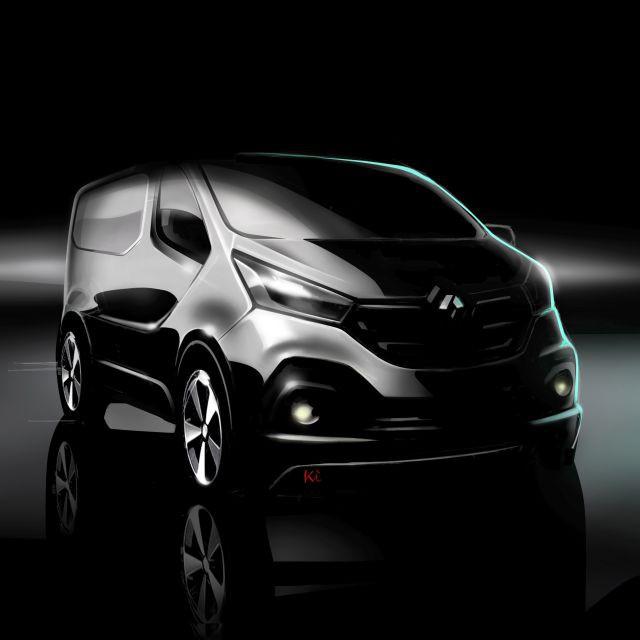 Nueva versión del Renault Trafic disponible a partir del verano