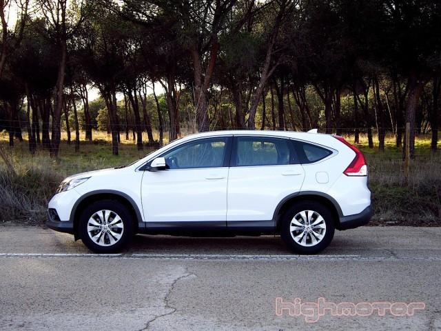 Honda CR-V 1.6 i-DTEC 120 CV prueba