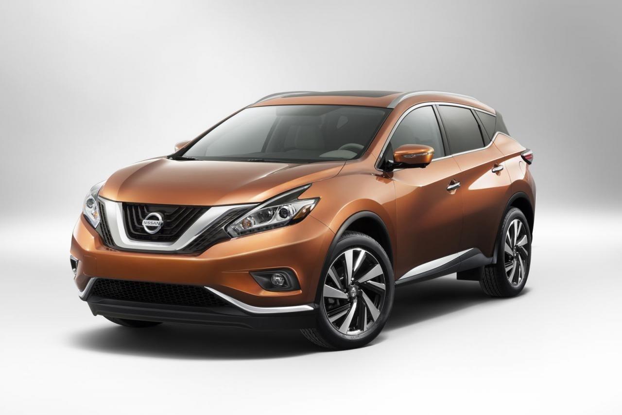 El Nissan Murano se actualiza por completo