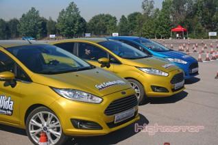 Ford conduce tu vida, cursos prácticos de Seguridad Vial para jóvenes