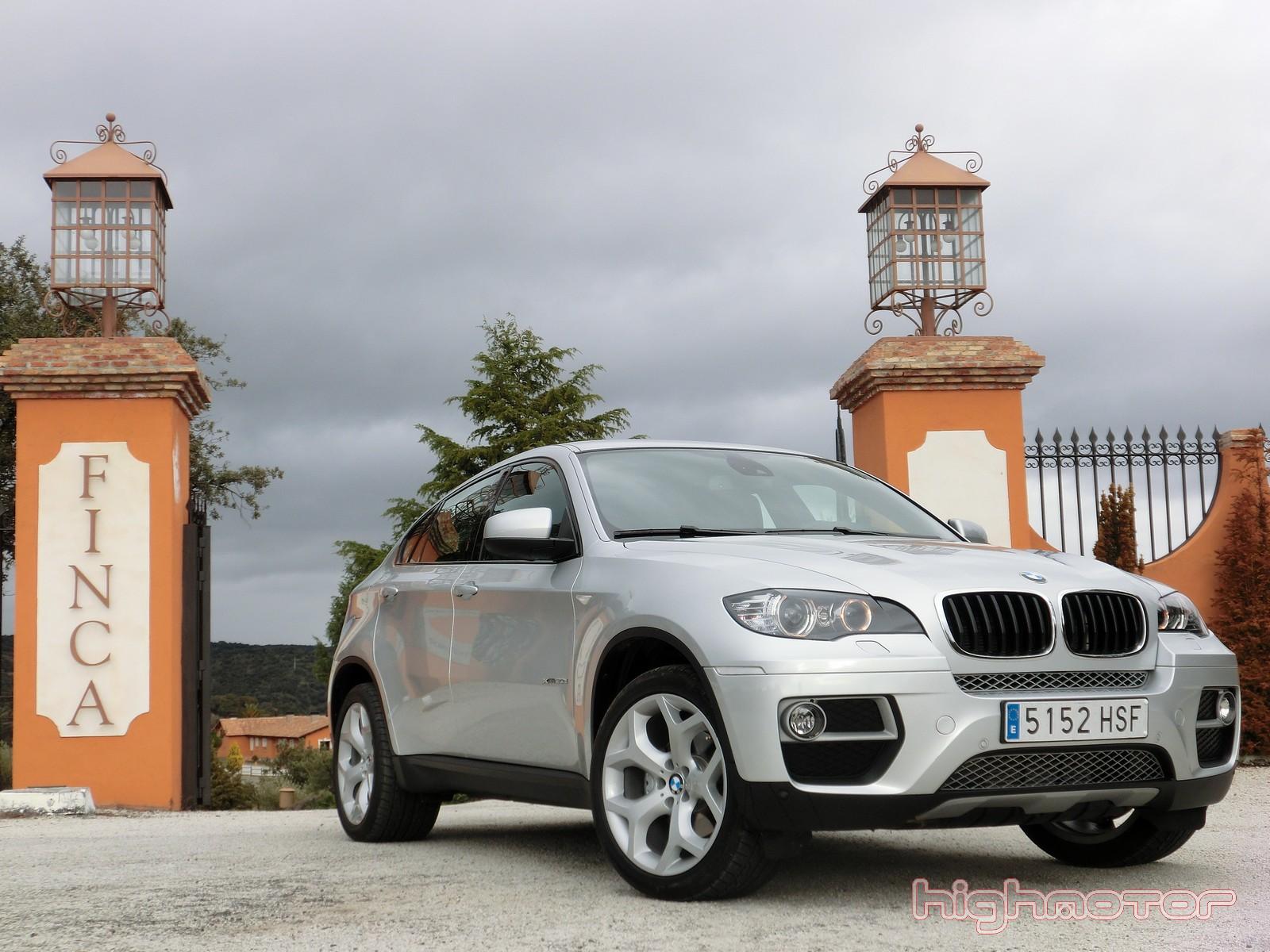 BMW X6 xDrive 30d 245 CV, prueba (Equipamiento, precios y valoración)