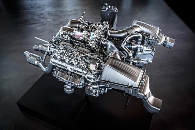 4.0 V8 AMG 2