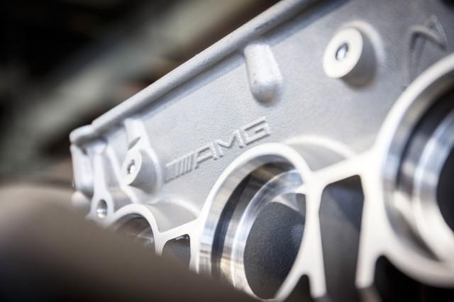 4.0 V8 AMG
