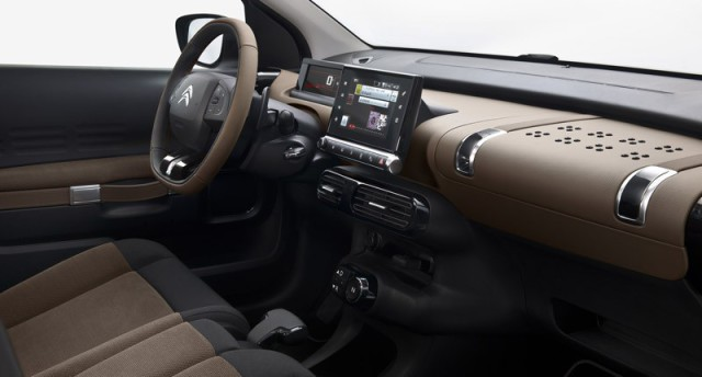 Citroën C4 Cactus 4