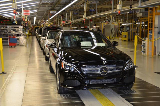 Fabrica Mercedes 2
