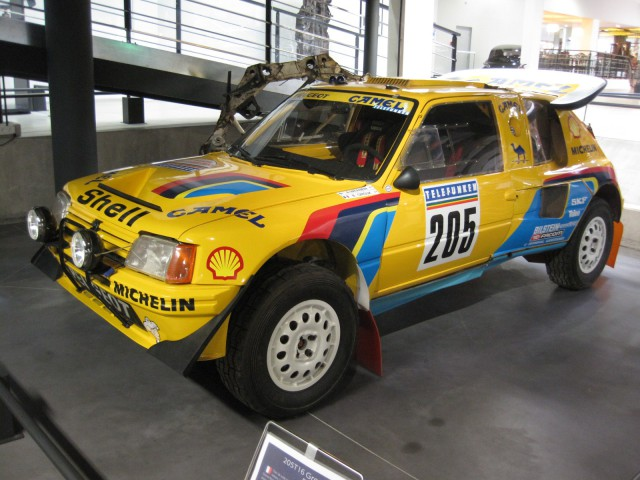 Peugeot 205 Turbo 16 Dakar