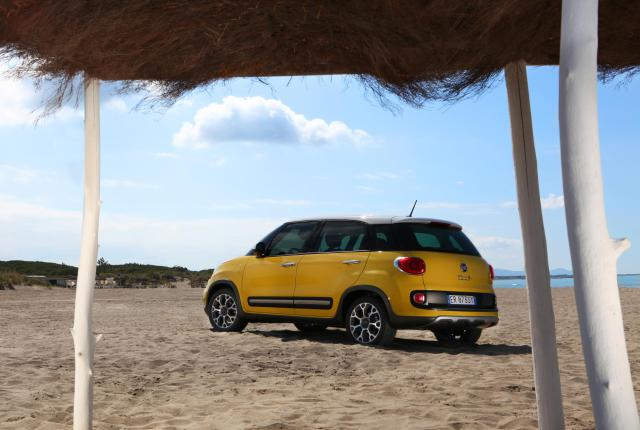 Fiat 500L Trekking Lite