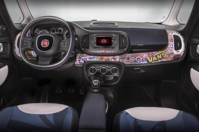 Fiat 500L Vans (2)