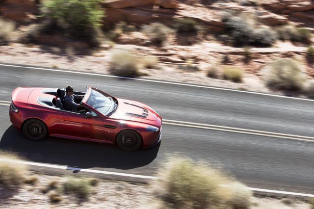 V12 Vantage S Roadster 7
