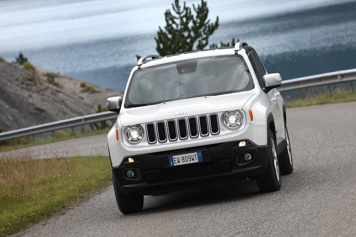 El Jeep Renegade recibe el Multijet de 120 CV con tracción 4×4 y la edición G4ME CH4NGER