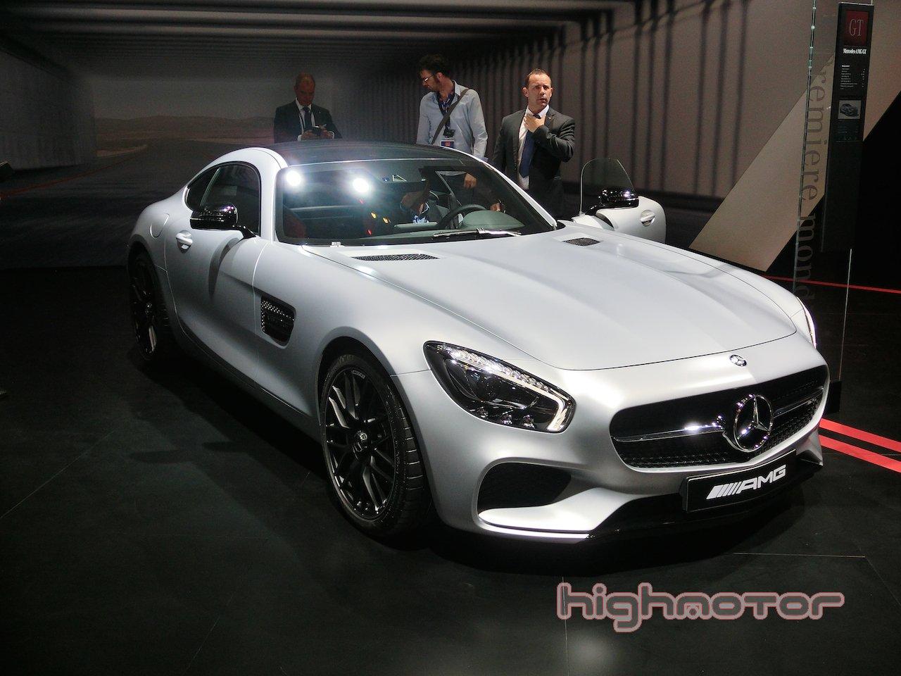 Salón de París 2014: Mercedes-Benz, smart