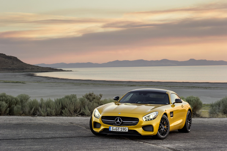 Precios para el nuevo Mercedes AMG GT