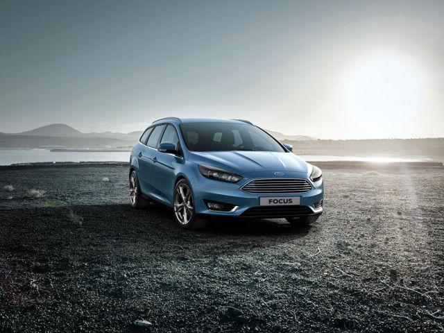 Nuevo Ford Focus 9