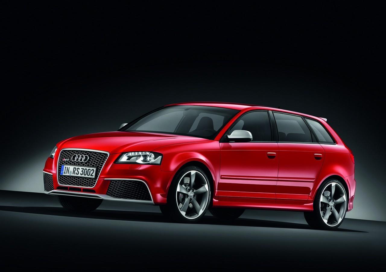 Audi RS3 Sportback: nuevos detalles de la próxima generación