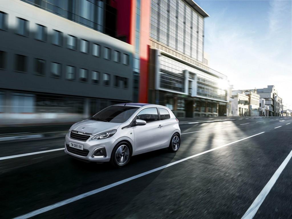 Nuevo Peugeot 108 TOP! 1