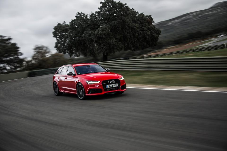 Precios y equipamiento para el nuevo Audi RS 6 Avant
