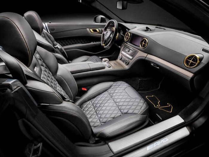 Mercedes-Benz SL63 AMG World Championship 2014 Collector's Edition 4
