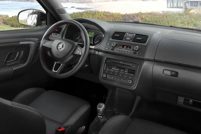 Nuevo Škoda Fabia Combi 9